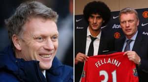 David Moyes Calls Marouane Fellaini 'World Class,' Football Just Hit A New Low