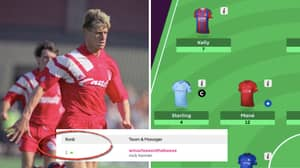 The Number One Fantasy Football Player In The World Is Former Liverpool Defender
