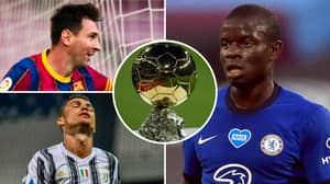 N'Golo Kante Should Win Ballon d'Or Ahead Of Messi And Ronaldo After Achieving Feat They NEVER Managed