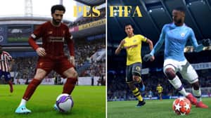 FIFA 20 Vs. PES 2020 - Video Compares Player Graphics On Both Games