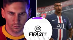 FIFA Fans Are Threatening To Boycott FIFA 21 After PES 'Season Update' Announcement
