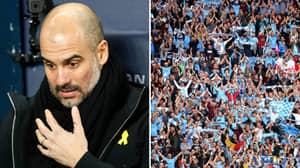 Why Some Man City Fans Are Planning On Wearing Yellow Ribbons At Wembley Tomorrow