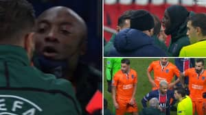Alleged Racist Comment During PSG Vs Istanbul Basaksehir Has Been Translated In New Video