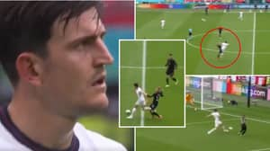 Harry Maguire's Performance vs Germany Is The Greatest From Any England Defender In Years