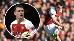 Fans React To Granit Xhaka Being Named Permanent Arsenal Captain