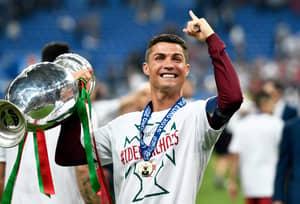 Cristiano Ronaldo To Earn More Than Michael Jordan With New Nike Deal