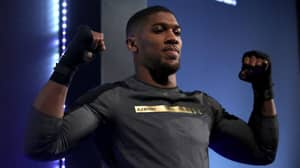 Anthony Joshua Weighs In At Lowest Weight In Four Years For Parker Fight