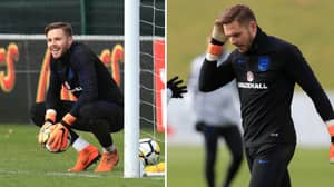 Jack Butland Has A Surprise Pick For England's Best Player