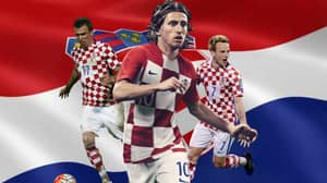 Croatia Name Their World Cup Squad For 'Group Of Death'