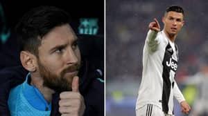 Stats 'Prove' Lionel Messi Is Better Than Cristiano Ronaldo