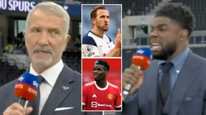 Micah Richards Ruthlessly Dismantled Graeme Souness Over Paul Pogba Stance In Heated Debate On Live TV