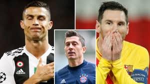 Bayern Star Robert Lewandowski Does NOT Pick Cristiano Ronaldo Or Lionel Messi In GOAT Debate