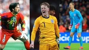 The 10 Best England Goalkeepers Of All Time, Ranked
