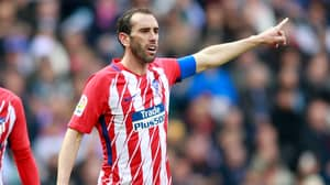 Manchester United Contact Atletico Madrid Over Transfer For Diego Godin