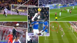 Cristiano Ronaldo Compilation 'Proves' No-One Will Ever Match His World-Class Heading Game