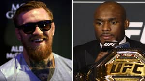 Kamaru Usman Accused Of Imitating Conor McGregor And Branded A 'Fan Boy' In Video