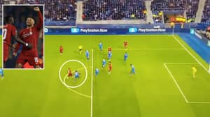 Alex Oxlade-Chamberlain Scores Worldie For Liverpool In The Champions League
