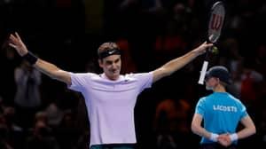Roger Federer Is Officially The World's Highest Earning Athlete