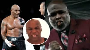 James Toney Drops Hint That He's Mike Tyson's Next Opponent