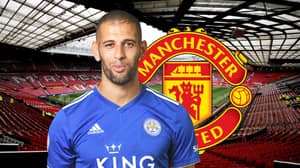 Manchester United Make Surprise Enquiry For Leicester City Forward Islam Slimani