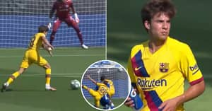 Barcelona Wonderkid Riqui Puig's Masterclass Vs Alaves Leaves Fans In Awe