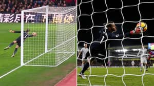 Can We Just Sit Back And Appreciate David De Gea's Save Of The Season From Different Angles