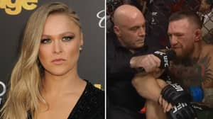 Ronda Rousey Praises Conor McGregor For His Post Loss Interview