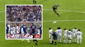 Adriano Claims Free-Kick Against Real Madrid Was Hit At 105mph, Beating A World Record