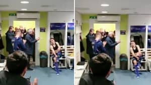 Jose Mourinho Immediately Went In To Dinamo Zagreb's Dressing Room After Shock Europa League Exit