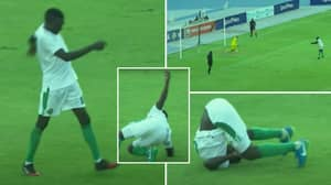 When Kenyan Team Kariobangi Sharks Faced Everton In A Penalty Shootout And It Was Comedy Gold