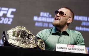 Conor McGregor Verbally Assaults WWE's John Cena