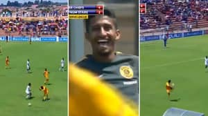 Kaizer Chiefs Reserves 'Taking The P*ss' Out Of Their Opposition Is Going Viral