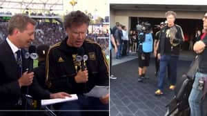 Will Ferrell Reading Out Los Angeles FC's Starting Line-Up Definitely Made Ron Burgundy Proud