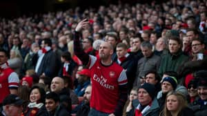 Arsenal Fans Mercilessly Trolled For What They Were Chanting In Chelsea Game