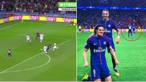WATCH: Neymar's Reaction To Edinson Cavani's Goal Branded 'Childish'