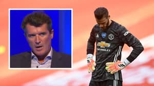Roy Keane's Comments About David De Gea Have Emerged After His Display Against Chelsea