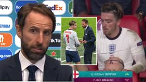 Gareth Southgate's Reason For 'Embarrassing' Jack Grealish Substitution Proves He Should Never Be Doubted