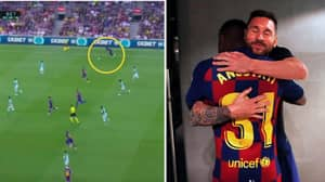 16-Year-Old Ansu Fati Made His Barcelona Debut Last Night And He Looks The Real Deal