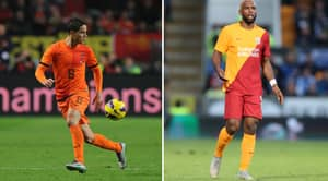 Former Barcelona Winger Ibrahim Afellay Reacts To Rap Track Diss From Ex-Teammate Ryan Babel