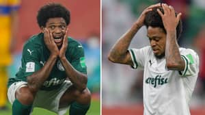 Palmeiras Striker Luiz Adriano Tests Positive For COVID-19, Escapes Isolation And Runs Over Cyclist