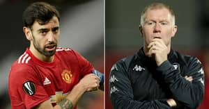 Paul Scholes Explains Why Bruno Fernandes Should Not Win Player Of The Year