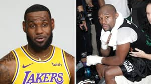 Floyd Mayweather Says He Deserved To Be Named Athlete Of The Decade, Not LeBron James