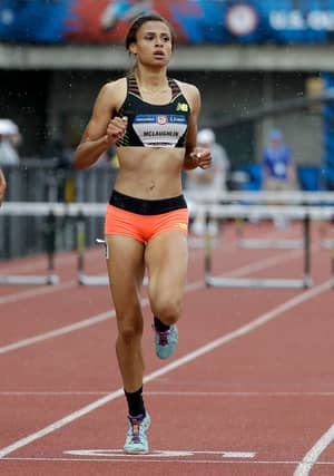 Sydney McLaughlin To Become Youngest U.S. Track Olympian Since 1972
