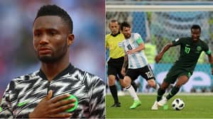 John Obi Mikel Found Out That Father Had Been Kidnapped Hours Before Final World Cup Game