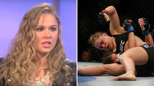 UFC Legend Ronda Rousey Explained Why She Would Never Have An Intergender Fight