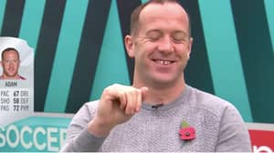 Charlie Adam Reacts to His Embarrassingly Low Pace Stats On FIFA 18