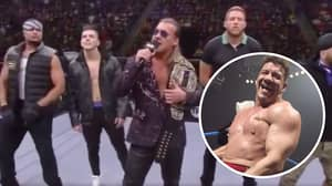 Chris Jericho Gave A Fitting Tribute To Eddie Guerrero On AEW And Vickie Responded To The Shoutout