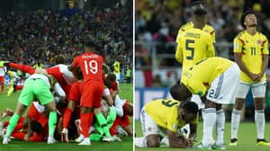 Over 200,000 People Sign Petition To Try And Get FIFA To Replay Colombia-England