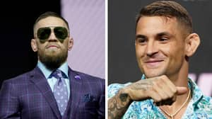 Dustin Poirier Absolutely Destroyed Conor McGregor With A Brilliantly-Timed One-Liner