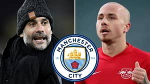 Former Manchester City Player Angelino Claims Pep Guardiola 'Killed Me And My Self-Confidence'